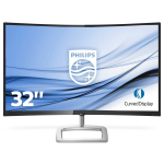 Philips E Line Curved LCD monitor with Ultra Wide-Color 328E9QJAB/00