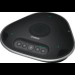 Yamaha YVC-300 speakerphone Mobile phone Black,Silver USB/Bluetooth