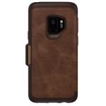 OtterBox Strada Folio Series voor Samsung Galaxy S9, Espresso