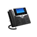 Cisco 8861 IP telefoon Zwart, Zilver Wi-Fi