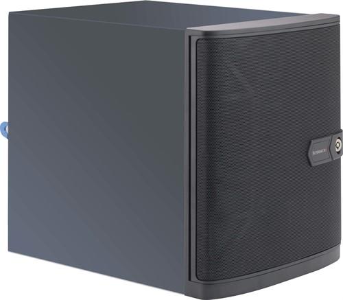 Supermicro CSE-721TQ-250B computer case Mini-Tower Black 250 W