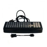 Honeywell VX89151KEYBRD QWERTY Black mobile device keyboard