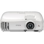 Epson EH-TW5210 Desktop projector 2200ANSI lumens 3LCD 1080p (1920x1080) 3D White data projector