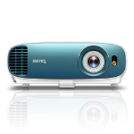 Benq TK800M data projector 3000 ANSI lumens DLP 2160p (3840x2160) Desktop projector Black,White