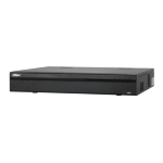 Dahua Europe Lite NVR4432-4KS2 1.5U Black network video recorder