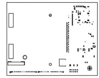 Zebra P1032273 pieza de repuesto de equipo de impresión Interfaz WLAN Impresora de etiquetas