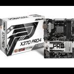 Asrock X370 Pro4 Socket AM4 ATX AMD X370