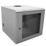 StarTech.com CAB1019WALL rack cabinet 10U Wall mounted rack White