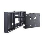 "Peerless SP850-UNL 65"" Black flat panel wall mount"
