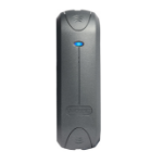 Vanderbilt EV1030E access control reader Basic access control reader Grey