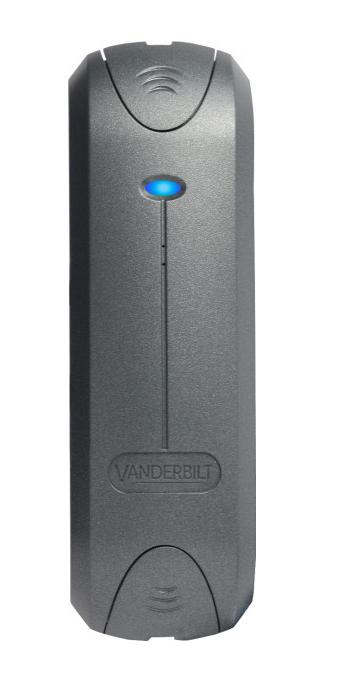 Vanderbilt EV1030E access control reader Basic access control reader Grey