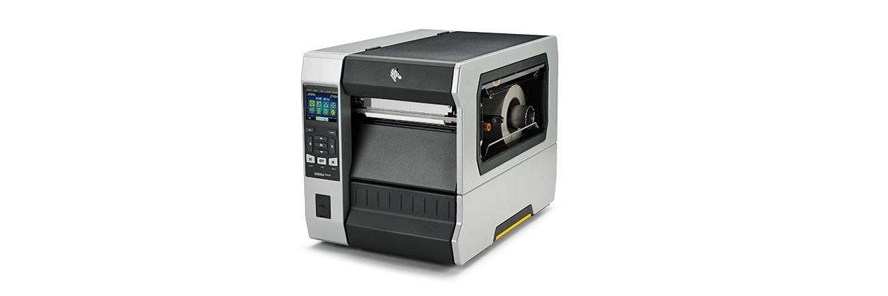 Zebra ZT620 impresora de etiquetas Transferencia térmica 203 x 203 DPI Inalámbrico y alámbrico