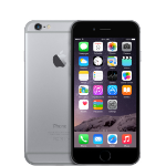 "Apple iPhone 6 11.9 cm (4.7"") 1 GB 16 GB Single SIM 4G Grey"