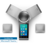 Yealink CP960 IP Conference Phone with 2 CPW90 Extension Microphones Microsoft Teams Version