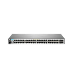 Hewlett Packard Enterprise BladeSystem 2530-48G-PoE+ Power over Ethernet (PoE) 19U Black