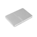 Freecom mHDD 1000GB Aluminium external hard drive