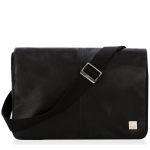 "Knomo 54-303-BLK 13"" Notebook messenger Black notebook case"