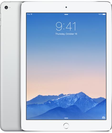 Apple iPad Air 2 128GB 3G 4G Silver