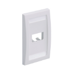 Panduit CFPE2WHY socket-outlet White