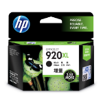 HP 920XL Black ink cartridge 1 pc(s) Original
