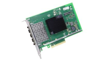 Intel X710-DA4 Fibra 10000 Mbit/s Interno