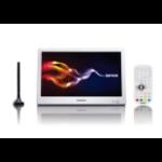 "Lenco TFT-1028 portable TV 25.4 cm (10"") 1024 x 600 pixels White"