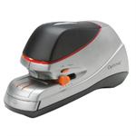Rexel Optima 40 Electric Stapler Silver/Black