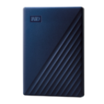 Western Digital My Passport for Mac externe harde schijf 5000 GB Blauw