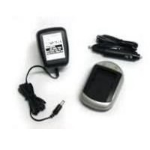 MicroBattery MBDAC1065 Auto/Indoor Black,Grey battery charger