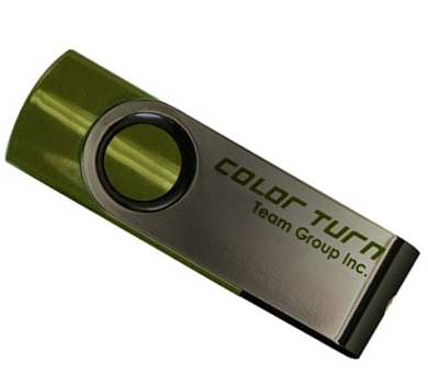 Team Group TE90216GG01 16GB USB 2.0 USB Type-A connector Green USB flash drive