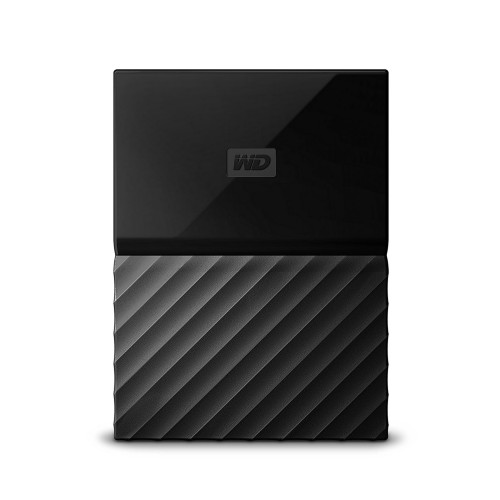 Western Digital My Passport external hard drive 2000 GB Black