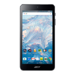 Acer Iconia B1-790-K017 tablet Mediatek MT8163 16 GB Black