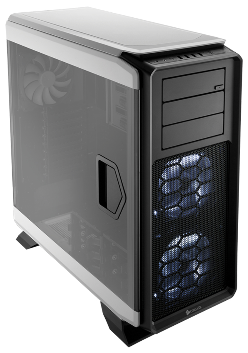 Corsair Graphite 760T Full-Tower White computer case