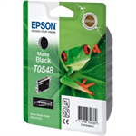 Epson C13T05484010 (T0548) Ink cartridge black matt, 550 pages, 13ml