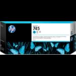 HP 745 Original High (XL) Yield Cyan