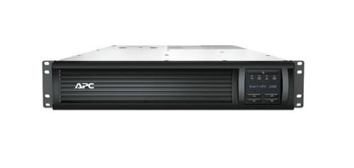 APC Smart-UPS 2200VA Line-Interactive 2200VA 9AC outlet(s) Rackmount Black uninterruptible power supply (UPS)
