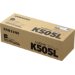 Samsung Cartucho de tóner CLT-K505L de alta capacidad negro