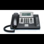 Auerswald COMfortel 1600 Analog telephone Caller ID Black