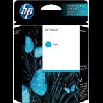 HP CZ118AL Cian cartucho de tinta