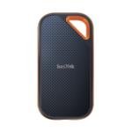 SanDisk Extreme PRO Portable 2000 GB Black SDSSDE81-2T00-G25