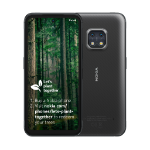 Nokia XR20 6.67 Inch Android UK SIM Free Smartphone with 5G Connectivity - 4 GB RAM and 64 GB Storage (Dual SIM) - Grey