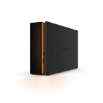 Seagate FireCuda Gaming Hub external hard drive 16000 GB Black STKK16000400