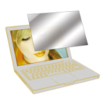Urban Factory Secret Screen Protection for Notebook
