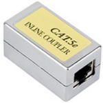 Microconnect MPK100FTP RJ45 RJ45 Silver cable interface/gender adapter