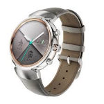 """ASUS WI503Q-SL-BG 1.39"""" AMOLED Silver smartwatch"""