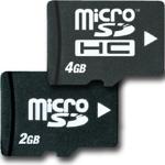 Fujifilm 4GB Micro SD