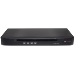Avocent SwitchView 1000 4-port KVM Switch 1U Black KVM switch