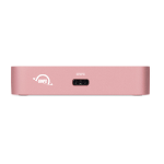 OWC OWCTCDK5PRG USB 3.0 (3.1 Gen 1) Type-A Black, Pink gold notebook dock/port replicator