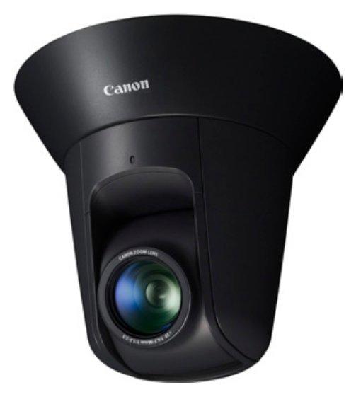 Canon VB-H45B Cámara de seguridad IP Interior Almohadilla Techo 1920 x 1080 Pixeles