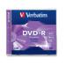 Verbatim DVD+R 4.7GB 16X Branded 1pk Jewel Case 4.7GB DVD+R 1pcs